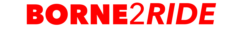 borne2ride logo
